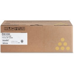Ricoh Yellow Toner Cartridge For SP-C220A Printer