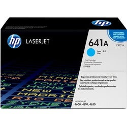 HP Cyan Toner Cartridge - Cyan