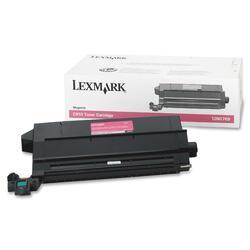 Lexmark Magenta Toner Cartridge - 14000 Page - Magenta - Package: 1 Retail