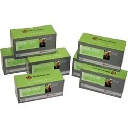 Tallygenicom Black Cartridge - 15000000 Characters - Black - Package: 1 Retail