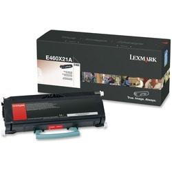 Lexmark Extra High Yield Toner Cartridge For E460 Series Printers