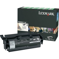 Lexmark High-yield Toner Cartridge (Black)
