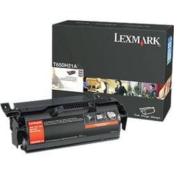 Lexmark High Yield Black Toner Cartridge