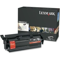 Lexmark Extra High Yield Black Toner Cartridge