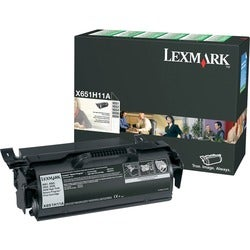 Lexmark Return Program High Yield Black Toner Cartridge