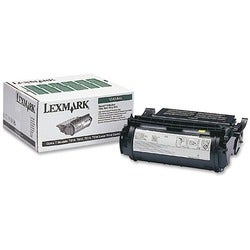 Lexmark Black Single Toner Cartridge (Black) - Thumbnail 0