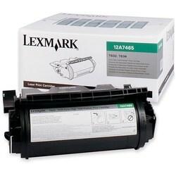 Lexmark Green-Compliant Black Toner Cartridge
