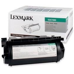 Lexmark Black Single Toner Cartridge - Thumbnail 0