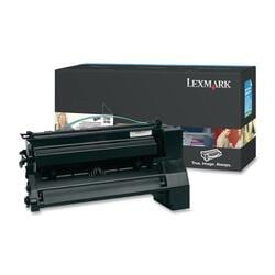 Lexmark XL Extra High Yield Return Program XL Black Toner Cartridge