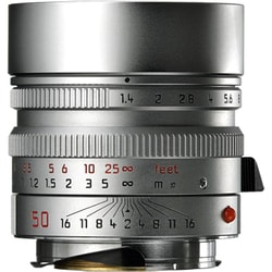 Leica SUMMILUX-M 11892 50 mm f/1.4 Fixed Focal Length Lens
