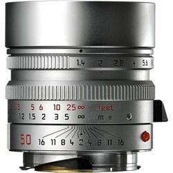 Leica SUMMILUX-M 11892 50 mm f/1.4 Fixed Focal Length Lens
