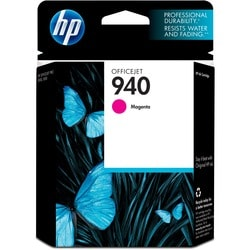 HP No. 940 Magenta Ink Cartridge for Officejet Pro 8000