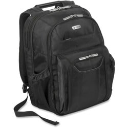 Targus Zip-thru Corporate Traveler Laptop Backpack