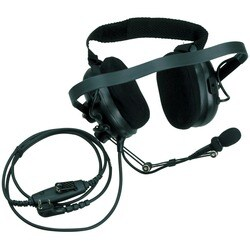 Kenwood Noise Reduction Headset (overhead) For Kenwood Two Way Radio