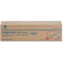 Konica Minolta High Capacity Magenta Toner Cartridge