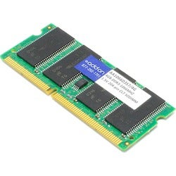 AddOn JEDEC Standard 4GB DDR3-1066MHz Unbuffered Dual Rank 1.5V 204-p