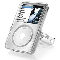 DLO VideoShell Multimedia Player Skin for iPod Classic