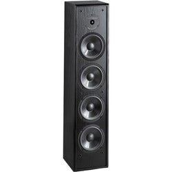BIC America Venturi 250 W RMS Speaker - 2-way - Black