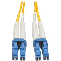 Tripp Lite 15M Duplex Singlemode 8.3/125 Fiber Optic Patch Cable LC/L