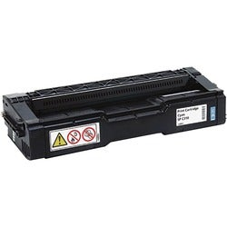 Ricoh SP-C310HA High-yield Cyan Laser Printer Toner Ink Cartridge