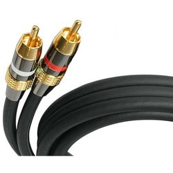StarTech.com Premium Audio Cable - 30ft - 2 x RCA, 2 x RCA - Audio Ca