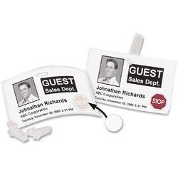 Dymo Time Expiring Adhesive Badges
