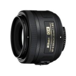Nikon Nikkor 35mm f/1.8G AF-S DX Wide Angle Lens