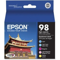 Epson High Capacity Multipack Ink Cartridge