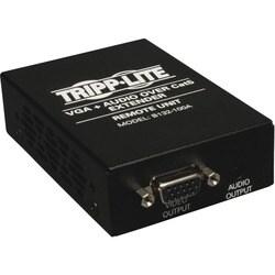Tripp Lite VGA with Audio over Cat5 / Cat6 Extender, Receiver