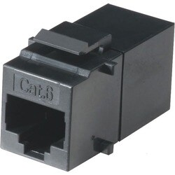 Black Box Cat.6 Keystone Straight Pinned Coupler