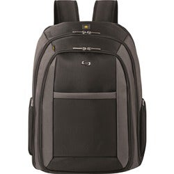 Solo Pro Checkfast 16-inch Laptop Backpack