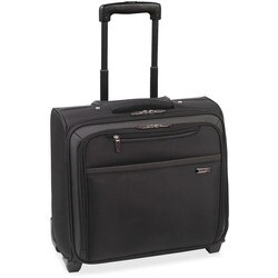 Solo Classic Rolling Carry On 15.4-inch Laptop Overnight Tote