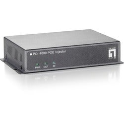 LevelOne POI-4000 High Power PoE Injector (56W)