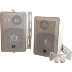 C2G 40 Watt 3-Way Wall/Ceiling-Mount Speakers (Pair)