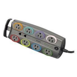 Kensington SmartSockets K62690 8-Outlets Surge Suppressor