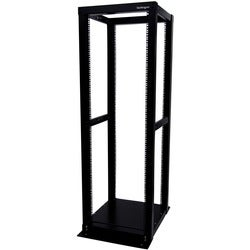 StarTech.com 36U Adjustable 4 Post Server Equipment Open Frame Rack C