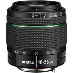 Pentax smc DA 18-55mm F3.5-5.6 AL WR Zoom Lens