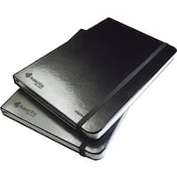 Livescribe Black Unlined Journal (Set of 2)