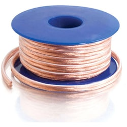 C2G 100ft 18 AWG Bulk Speaker Wire