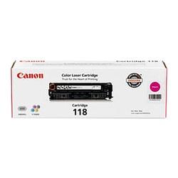 Canon 118 Magenta Toner Cartridge - Thumbnail 0