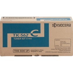 Kyocera TK562C Toner Cartridge