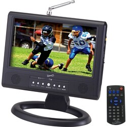 "Supersonic SC-499D 9"" LCD TV - 16:9"