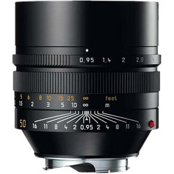 Leica NOCTILUX-M 11602 50 mm f/0.95 Fixed Focal Length Lens for Leica