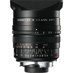 Leica SUMMILUX-M 11601 24 mm f/1.4 Wide Angle Lens