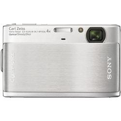 Sony Cyber-shot DSC-TX1 10.2 Megapixel Compact Camera - Silver