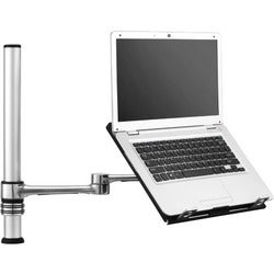 Visidec Single notebook articulated desk arm