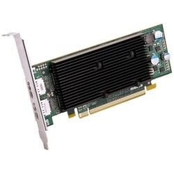 Matrox M9128 Graphic Card - 1 GB DDR2 SDRAM - PCI Express x16 - Low-p