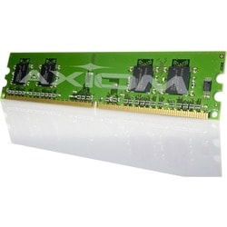 Axiom 2GB DDR2-800 UDIMM Kit (2 x 1GB) for HP # NQ604AT