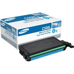 Samsung C508L Cyan Toner Cartridge