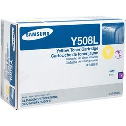Samsung High-Yield Yellow Toner Cartridge